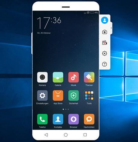 Einfachste Methoden Um Android Display Auf Pc Anzeigen Zu Können